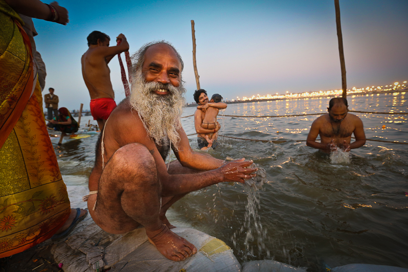 India: Kumbh Mela with Karl Grobl - Jan/Feb 2019 | TRIP FULL